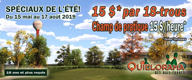 Promo ETE 2019 Une
